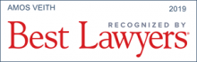 Amos Veith - recognized by Best Lawyers 2019