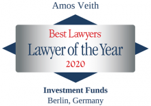 Amos Veith - Best Lawyers, Lawyer of the Year 2020