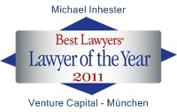 Michael Inhester - Best Lawyer of the Year 2011