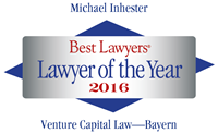 Michael Inhester - Best Lawyer of the Year 2016