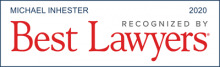 Michael Inhester - recognized by Best Lawyers 2020