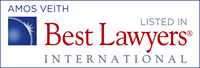 Amos Veith - recognized by Best Lawyers International