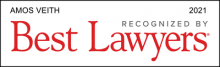 Amos Veith - recognized by Best Lawyers 2021